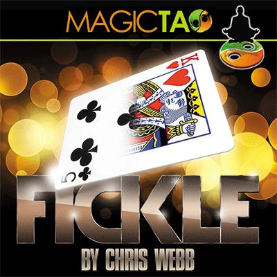 Fickle Trick by Chris Webb (DVD757)