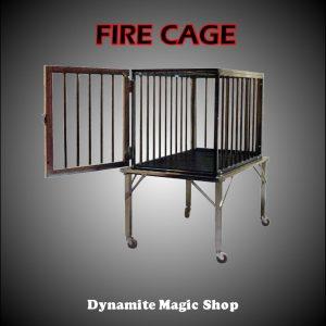 Fire Cage Aluminium (DM)