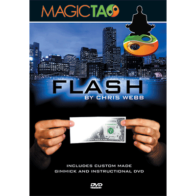 Flash Trick by Chris Webb (DVD758)