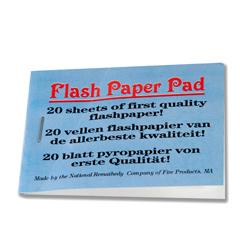 Flash Paper Pad (1285)