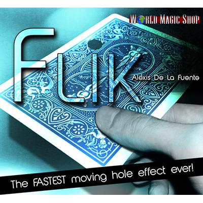 Flik (DVD and Gimmick) by Alexis De La Fuente (3548)