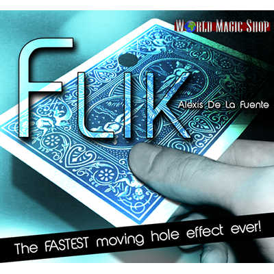 Flik (DVD and Gimmick) by Alexis De La Fuente (3548)