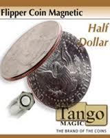 Flipper Coin Half Dollar Magnetisch (2269)