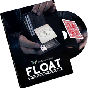Float DVD and Gimmick by Sansminds Lab (DVD912)