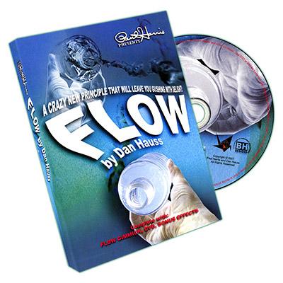 Flow by Dan Hauss DVD & Gimmick (DVD837)