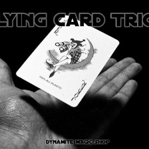 Flying Card Trick (3378)