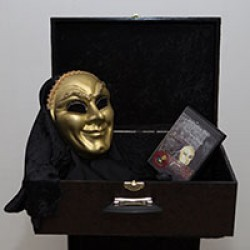 Flying Mask by Brevis Magic (4416)