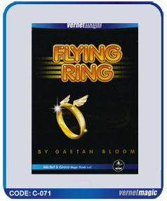 Flying Ring Gaetan Bloom (2416)
