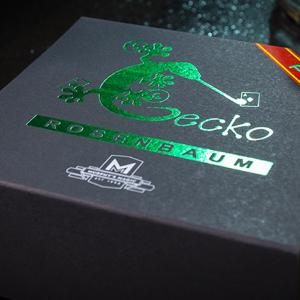 Gecko Pro System by Jim Rosenbaum (2653)