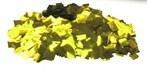 Mylar Confetti Goud 6 x 6 mm (3320)