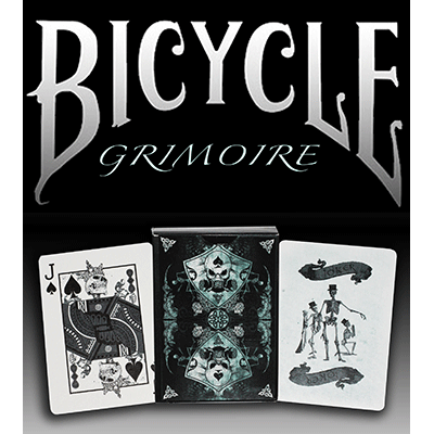 Bicycle Grimoire Deck (3407)