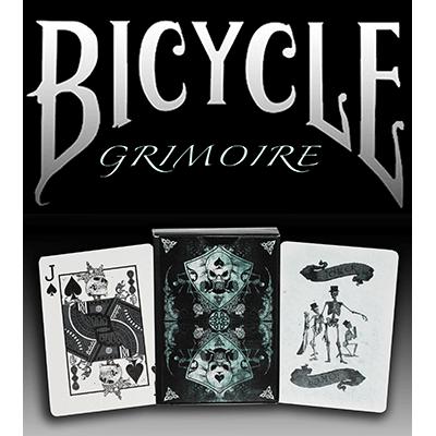 Bicycle Grimoire Deck (3407)