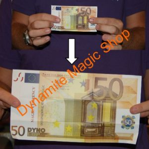 Growing Bill 50 Euro (3175)