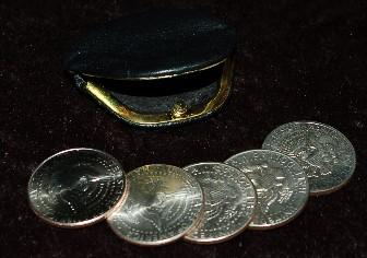 Coins Across Half Dollar Set & Online Video (2617)