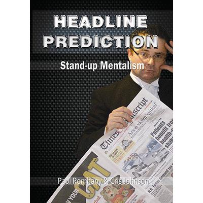 Headline Prediction by Paul Romhany Boek (B0255)