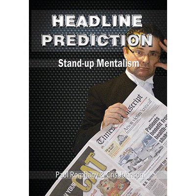 Headline Prediction by Paul Romhany Boek (B0255)