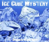 Ice Cube Mystery (2999)
