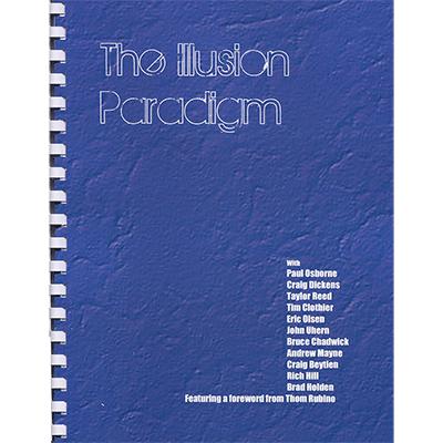 Illusion Paradigm by Paul Osborne Boek (B0299)