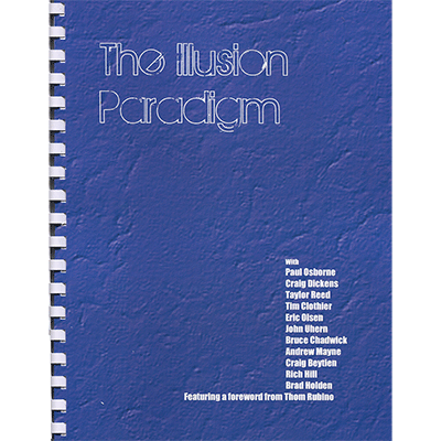Illusion Paradigm by Paul Osborne Boek (B0299)