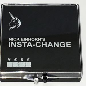 Insta-Change Euro by Nicholas Einhorn (4282)