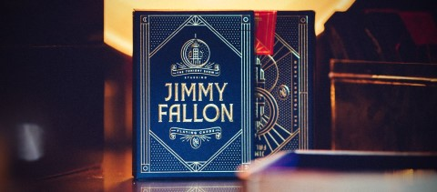 Jimmy Fallon Playing Cards by Theory11 (4369)