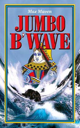 Max Maven's Jumbo B'Wave - Red Queen (4553)