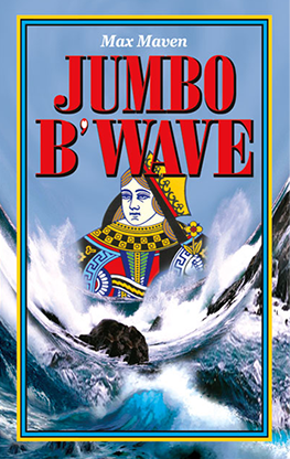 Max Maven's Jumbo B'Wave - Red Queen (4553)