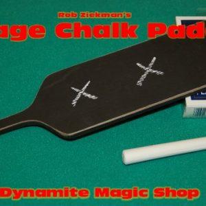 Krijt Paddle Jumbo Stage Size by Rob Ziekman