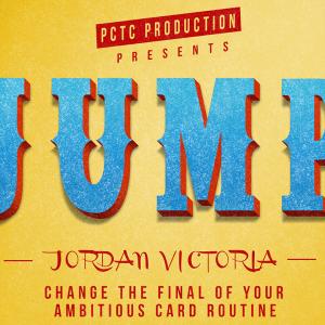 JUMP by Jordan Victoria (4168)