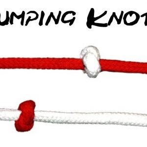 Jumping Knots Trick & Online Video (4377)