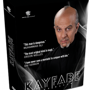 Kayfabe 4 DVD set by Max Maven and Luis De Matos (DVD007)