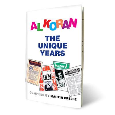 Al Koran The Unique Years Boek (B0234)