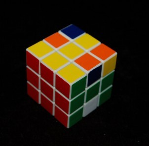 Enchanted Cube Wit & Video (2629)