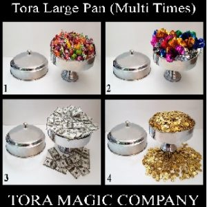 Large Pan by Tora Magic (4439)