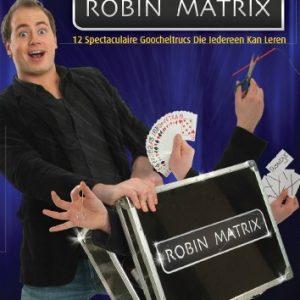 Leer Goochelen met Robin Matrix DVD (DVD536)