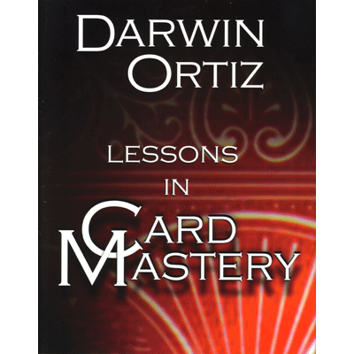 Lessons in Card Mastery by Darwin Ortiz Boek (B0281)
