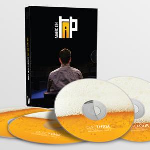 Magic on Tap 4 DVD Set by Denis Behr (DVD986)