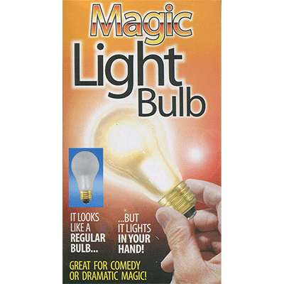 Magic Lightbulb made of Glass (3559)
