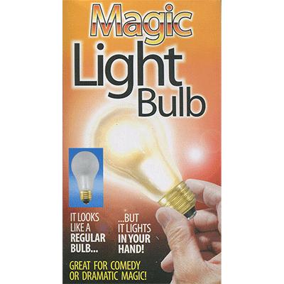 Magic Lightbulb made of Glass (3559)