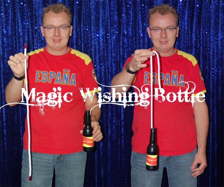Magic Wishing Bottle (0050)