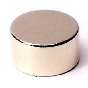 Magneet neodymium Rond 15 x 8 mm (1762)