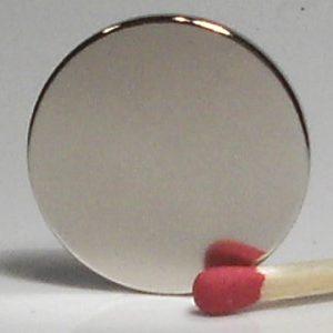Magneet neodymium Schijf 20 x 2 mm (1875)