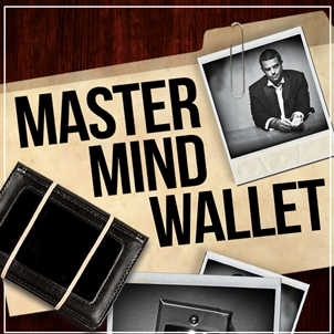 Mastermind Wallet by Rob Stiff (1894-w8)