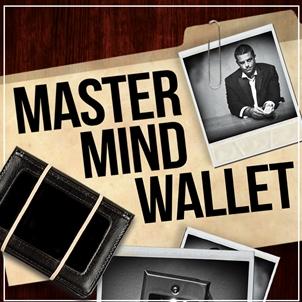 Mastermind Wallet by Rob Stiff (1894-w8)
