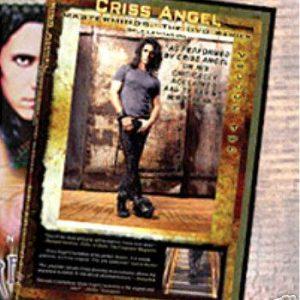 Criss Angel Mastermind 2 Levitation DVD (DVD299)