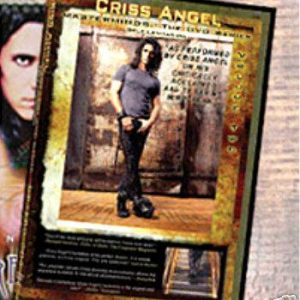 Criss Angel Mastermind 2 Levitation DVD (DVD299)