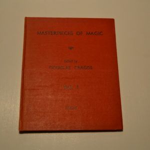 Masterpieces of Magic Book vol. 1 by Douglas Craggs - USED
