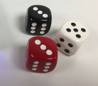 Triple Mental Dice Deluxe