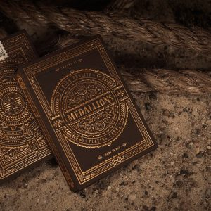 Medallions Signature Playing Cards (4204)