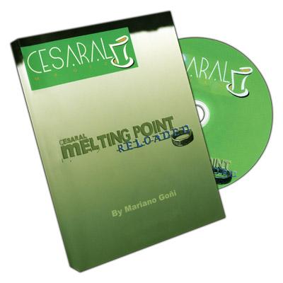 Cesaral Melting Point Reloaded DVD (DVD476)